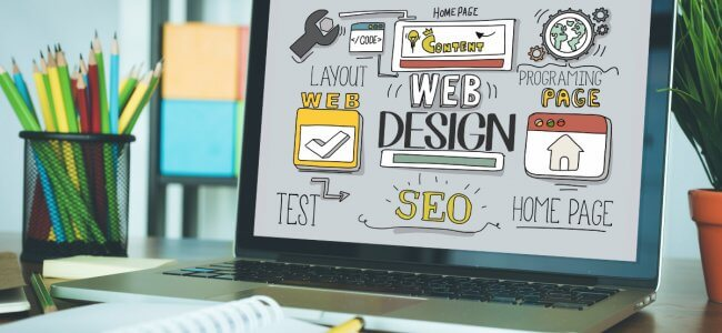 How do you determine which website platform to use for your business?