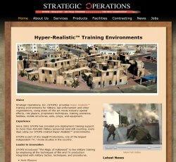 Strategic Operations