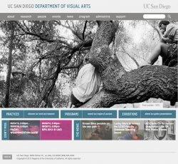 UCSD Visual Arts Department Part II