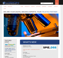 Vision Systems Technology