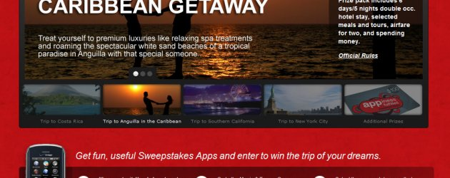 Appiness Fulfilled Sweepstakes